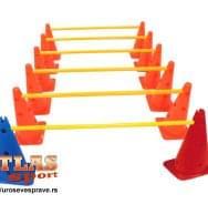 Podesivi čunjevi za vežbanje (set) - proizvođač Vinex