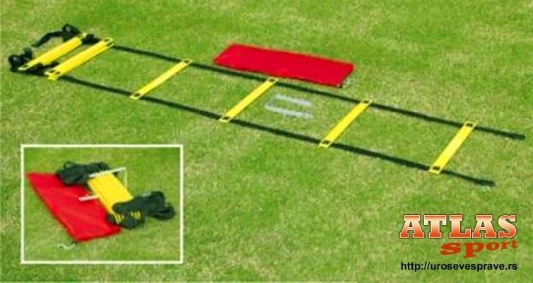 Merdevine za trening (fiksne) - 9 metara - slika 2