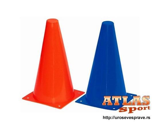 Plastični sportski čunjevi visine 23cm ili 9