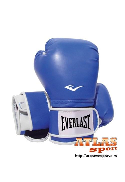 Profesionalne plave boks rukavice - Proizvođač Everlast