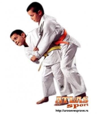 Judo kimono Adidas