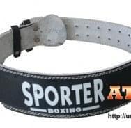Kožni kaiš za bodibilding - proizvođač Sporter