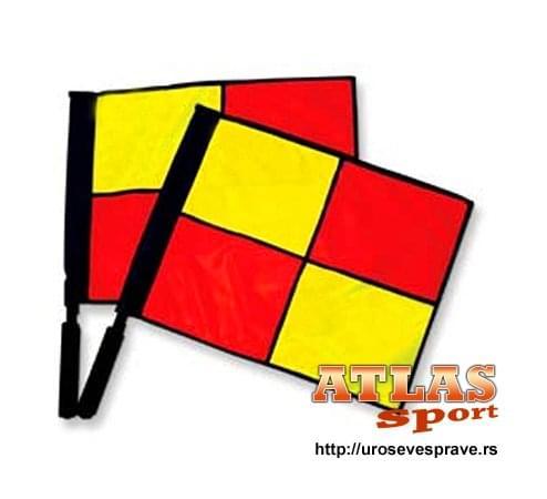 Zastavice za linijskog sudiju