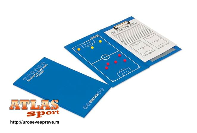 Trenerske table - za definisanje sportske strategije - sa magnetima