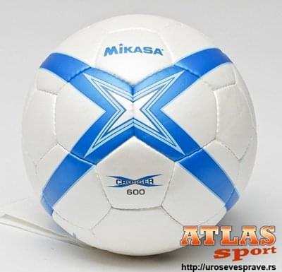 Mikasa fudbalska lopta 600