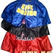 Šorc za boks - proizvođač BMA