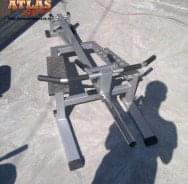 T šipka - sprava za leđa - sprave za teretanu - proizvođač ATLAS sport