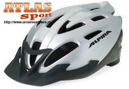 Siva kaciga Alpina Tour 07 – Titan