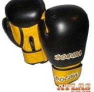 boks rukavice - proizvođač Dogma - crno žute
