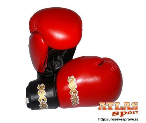 boks rukavice - proizvođač Dogma - crvene boje