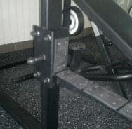 Kavez za čučanj - sprava za vežbanje - proizvođač ATLAS sport - slika 2