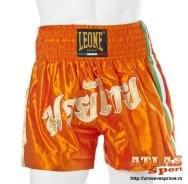 Šorc za kik boks - proizvođač Leone - narandžasti