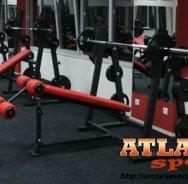 kontra kosi benč - klupa za vežbanje - proizvodnja ATLAS sport