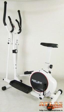 Sobni bicikl / krostrenažer - model RX 808 - proizvođač Relax