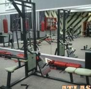 Lat mašina, veslo, triceps - donji kotur - proizvodnja ATLAS sport