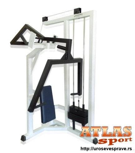 Mašina za razvijanje grudnih mišića za osobe sa invaliditetom