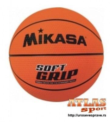 Mikasina lopta za košarku soft grip
