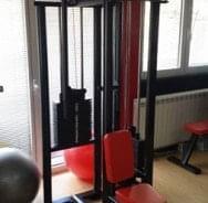 Sprava za vežbanje Pek Dek i zadnje rame - proizvođač ATLAS sport