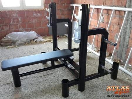 ravni-benc-max-fitness