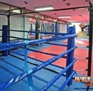 Sklopivi ring za boks - ugao