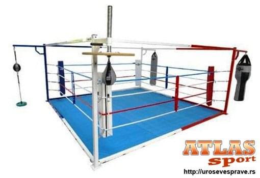 Sklopivi ring za boks