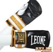Rukavice za džak Energy black - proizvođač Leone - crno žute bele