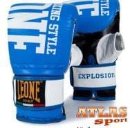 Rukavice za džak Explosion blue - proizvođač Leone - plavo bele
