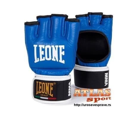 Rukavice za mma blue - proizvodnja Leone - plave