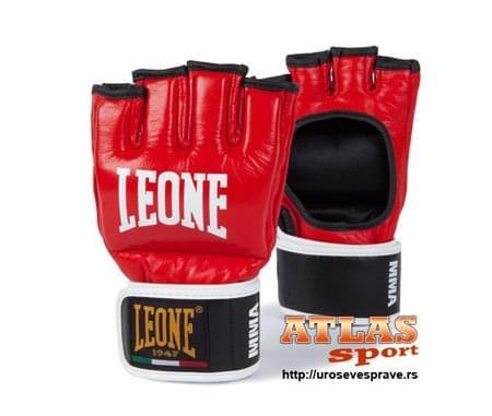 Rukavice za mma red - proizvodnja Leone - crvene