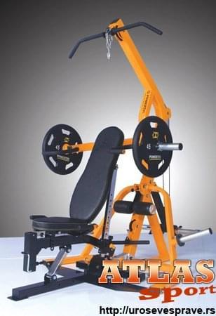 Workbench Levergym WB-LS14