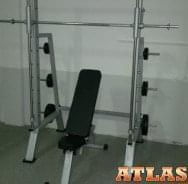 Smit mašina za teretanu - sprave za teretanu - proizvođač ATLAS sport