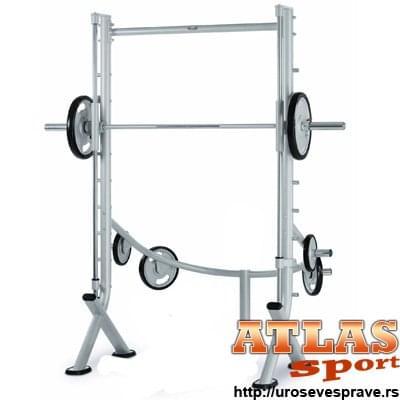Smit mašina - proizvođač ATLAS sport