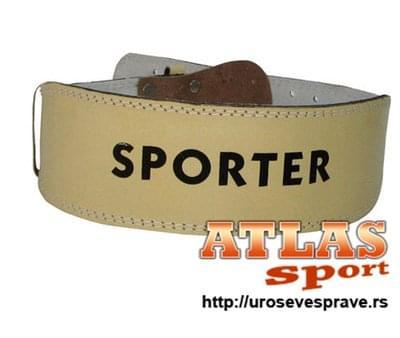 Sporter pojas za teretanu