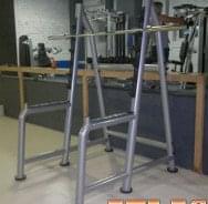 Stalak za čučanj - sprave za teretanu - slika 2 - proizvodnja ATLAS sport