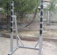 Stalak za čučanj - oprema za teretane - proizvođač ATLAS sport