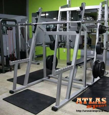 Stalak za čučanj - Proizvođač ATLAS sport